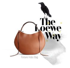 """""""The Loewe Way"""" by ekseption ❤ liked on Polyvore featuring Loewe, bag, bags, loewe, ekseption and fortuneHobo"""