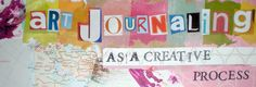 Aart journaling as a creative process. Put together a journal. Journals don't have to just be based around words. You can make an art journal as well, that lets you visually express your emotions. #art #therapy #counseling