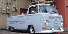 nice bay single cab, I think it's Mike's from American Pickers