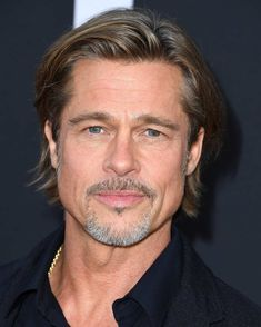 10 Beautiful Photos of Brad Pitt in Middle Age