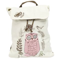 woodland back pack from Paperchase