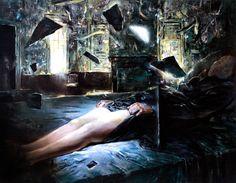 Andrei Gamart. September. 2015. oil on canvas