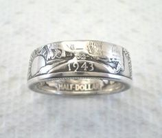 rings made from coins