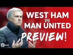 West Ham vs Manchester United ARE UNITED BACK? | PREVIEW