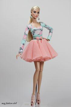 https://flic.kr/p/utKeR1 | New outfit for Fashion Royalty / FR 12 '' Summer IX '' | www.ebay.com/itm/-/291489928957?