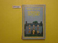 J 4955 LIBRO STRISCIA DI CUOIO DI ROBERT LUDLUM 1983 - http://www.okaffarefattofrascati.com/?product=j-4955-libro-striscia-di-cuoio-di-robert-ludlum-1983