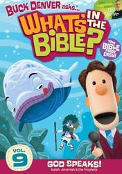 What's In the Bible? #9 and more  Regularly $14.99 - here it is $8.99