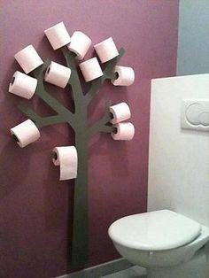 Идея для туалета