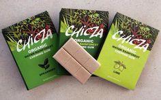Organic, all natural gum