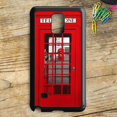 London Telephone Booth Samsung Galaxy Note 5 Case | armeyla.com