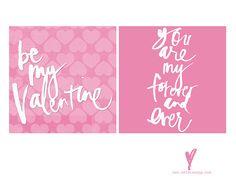 Freebie printable sized to fit color magic cards #easyvalentine #valentineprintable #heidiswapp