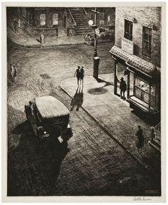 Edward Hopper drawin