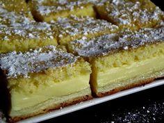 Csak a saját felelősségedre süsd meg, mert hamar a rabja lehetsz! Hungarian Desserts, Hungarian Recipes, Pie Dessert, Dessert Recipes, Czech Recipes, Romanian Food, Sweet Cookies, Something Sweet, Graham Crackers