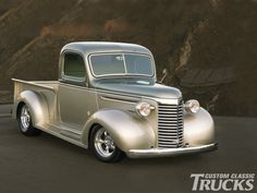1940 Chevrolet Truck - Custom Classic Trucks Magazine
