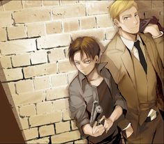 Erwin and Levi.