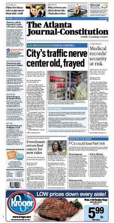 The Atlanta Journal-Constitution: July 6, 2012.