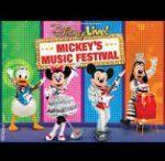 50% OFF DISNEY LIVE! MICKEY'S MUSIC FESTIVAL http://wp.me/p248Xv-3td