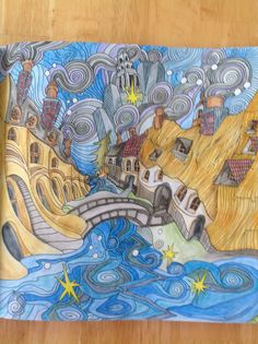 Lizzie Mary Cullen The Magical City Coloring