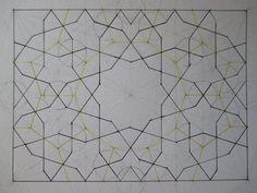 Geometry Art, Islamic Art, Contemporary, Patterns, Rugs, Painting, Ideas, Decor, Drawings