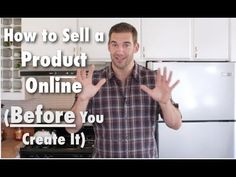 VERY INTERESTING MESSAGE for NEW Online Marketers... How to Sell a Product Online (Before You Create It) by Lewis Howes...  http://1502983.talkfusion.com/product/
