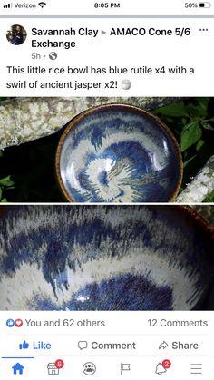 Glazes For Pottery, Ceramic Pottery, Ceramic Glaze Recipes, Amaco Glazes, Ceramics Ideas, Pottery Painting, Pottery Ideas, Clay Projects, Creative Inspiration