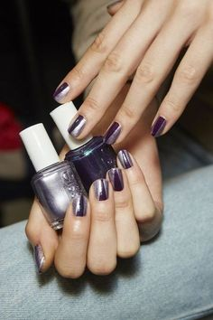 The best nail trends from New York Fashion Week Spring 2018: