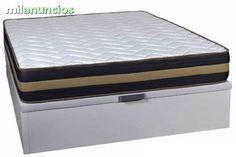 . Oferta de canape gran capacidad en madera + colchon viscoelastico y almohadas viscoelasticas en el tama�o de 135x190 por s�lo  350 � . En el tama�o de 150x190 el precio ser� de 380 � . La promocion incluye el montaje en RUTA MALAGA . Otras ofertas son : c