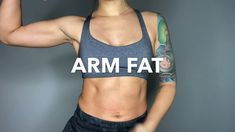 Get rid of arm jiggle and home-no gym! Yoga Fitness, Fitness Workout For Women, Physical Fitness, Video Fitness, Gym Workout Videos, Gym Workouts, Gym Video, Body Weight Hiit Workout, Looks Academia