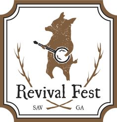 September 20th, 2014: #Revival Fest is a modern low-country hoedown. It's a celebration of things we love deeply in the South with 14 Southern bands, 2 stages, regional craft beers and a fresh roasted pig. Our newest festival is a celebration of what we love most about #Savannah and the South.