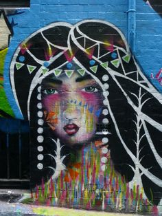 Mimby Jane Anderson, Melbourne Melbourne, Street Art, Painting, Painting Art, Paintings, Painted Canvas, Drawings