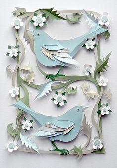 Helen Musselwhite —  Bluebirds  (365x523)