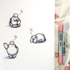 baymax dressed as disney characters - Google Search