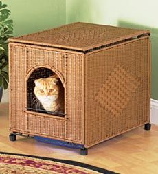 Large Litter Box Cover