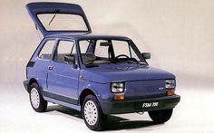 Fiat 126p Bis Fiat 126, Fiat Models, Kei Car, Sand Rail, Car Polish, Mini Trucks, Small Cars, Cars And Motorcycles, Classic Cars