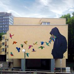 by Don John (DK) for Urban Nation Berlin 2014