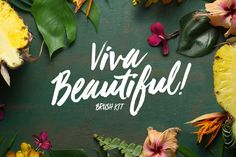 Viva Beautiful Kit by Cultivated Mind on @creativemarket