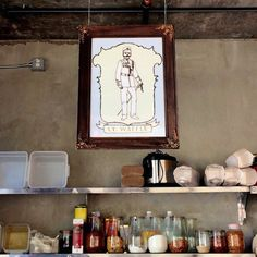 { Article: This Week in Pictures } Lieutenant Waffle at Linea Cafe in San Francisco's Mission district