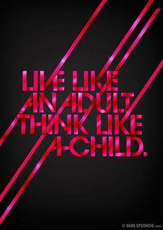 live like