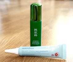 My Favourite Acne Treatment Products #acnetreatment #acnefree #kose #innisfree #pimplecream #koreanskincare #japanskincare #skincare #beauty