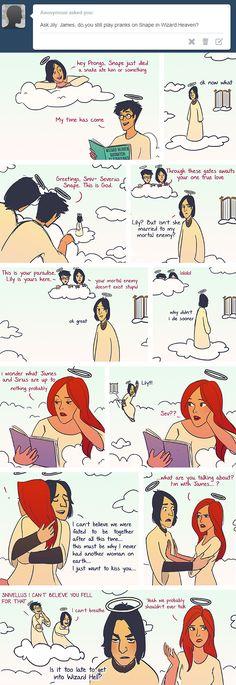 Wizard Heaven by julvett on deviantART