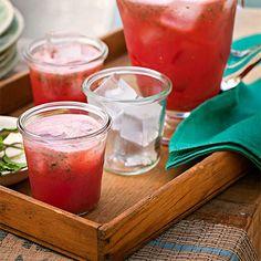 Watermelon & Mint Cooler