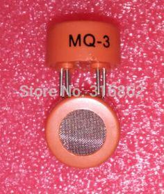 MQ3 MQ-3 Alcohol decector senso-r Module for Arduino projects ideas ROHS ORIGINAL 10pcs/LOT Free shipping #Affiliate