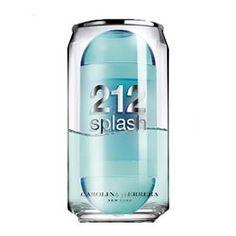 212 Splash by Carolina Herrera Perfume for Women (2007 Limited Edition) 2.0 oz Eau de Toilette Spray (Tester) - from my #perfumery