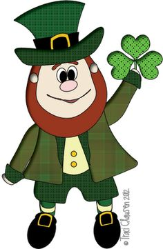 St. Patrick's Day Clipart Collection. 100 images!!