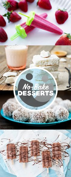Simplify dessert with these hassle-free, no-bake recipes. Plus, feel good about indulging in these tasty delights under 15 grams of carbohydrates. #recipes #dessert #diabetesfriendly