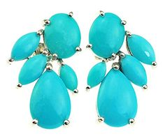 Exxotic Designer Fashion Sterling Silver Turquoise Earring Jewellery for Girls and Women Exxotic Jewelz http://www.amazon.in/dp/B00P69NQ3S/ref=cm_sw_r_pi_dp_qR5cwb1RGAZ2J