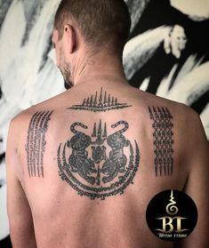Dream Tattoos, Back Tattoos, Small Tattoos, Tattoos For Guys, Sleeve Tattoos, Yantra Tattoo, Sak Yant Tattoo, Tattoo Maori, Hawaiian Tribal Tattoos