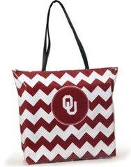 Oklahoma Sooners Shopper Tote