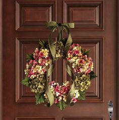 Hey, I found this really awesome Etsy listing at https://www.etsy.com/listing/260670671/spring-wreaths-hand-blended-hydrangea