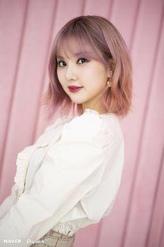 Gfriend Crossroads Naver x Dispatch Kpop Girl Groups, Korean Girl Groups, Kpop Girls, Gfriend Sowon, G Friend, South Korean Girls, Pink Hair, My Girl, Asian Girl
